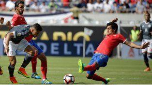 Paraguay y Costa Rica igualaron sin goles