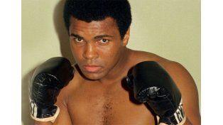 Falleció a los 74 años el ex campeón mundial de peso pesado Muhammad Alí