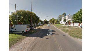 Anoche asesinaron a un joven de un disparo en calle Rondeau