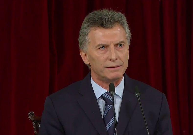 Confirman que Macri fue internado debido a una arritmia