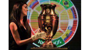 Estados Unidos es el país organizador de esta copa histórica.  Foto: AP
