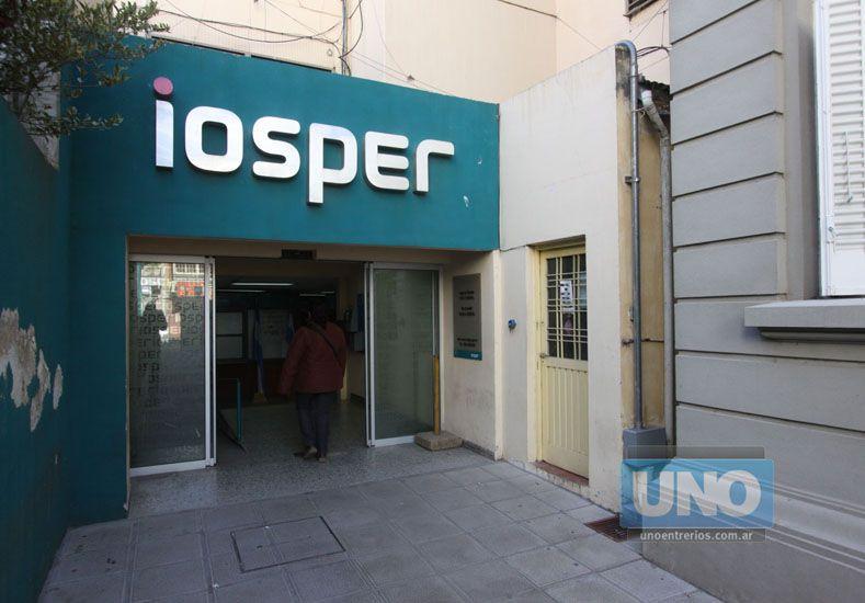 Este viernes no habrá atención al público en el Iosper de Paraná