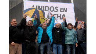 Las CTA marcharon en repudio al tarifazo y el veto a la ley antidespidos