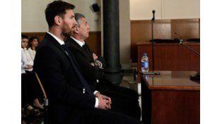 Messi: No sabía que tenía que tributar, yo confiaba en mi papá y mis asesores
