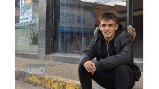 Juan Ignacio Cavallaro disfruta de su período de licencia en Paraná