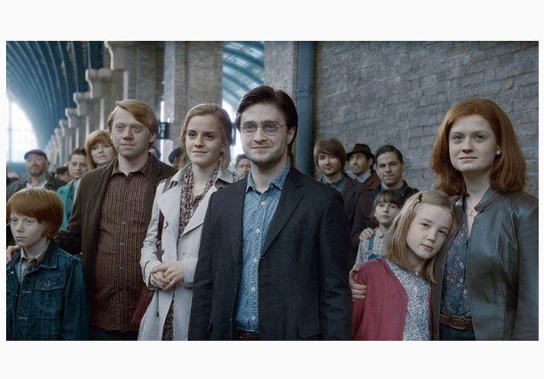 Cómo se verán Harry, Ron y Hermione en Harry Potter y el niño Maldito
