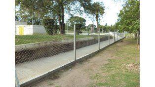 Los trabajos de reacondicionamiento del parque recreativo Toma Vieja tienen 75% de avance