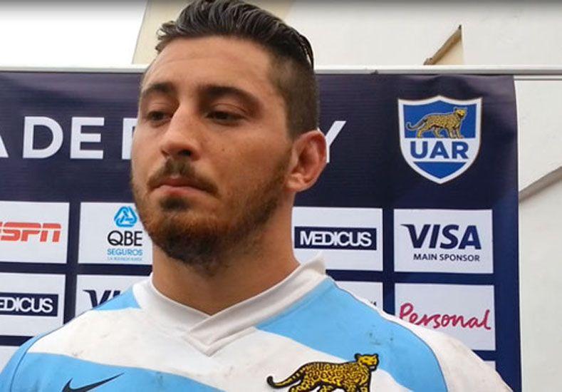 Javier Ortega Desio vuelve a ser un Puma