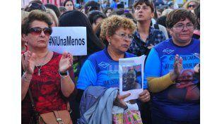Indignación. Paraná y la provincia volverán a movilizarse para que cese la violencia machista.   Foto UNO/Archivo