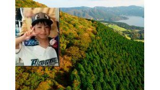 No aparece el niño que fue abandonado en un bosque como castigo