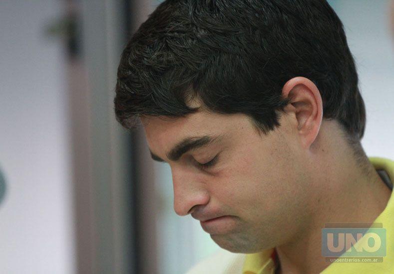 Ignacio Laporta. Foto: UNO/Juan Ignacio Pereira