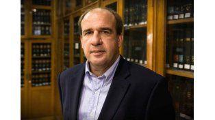 Vitor. Es diputado de Cambiemos y director de la Sociedad Rural.