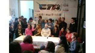 Presentaron en Paraná el Comité por la Libertad de Milagro Sala