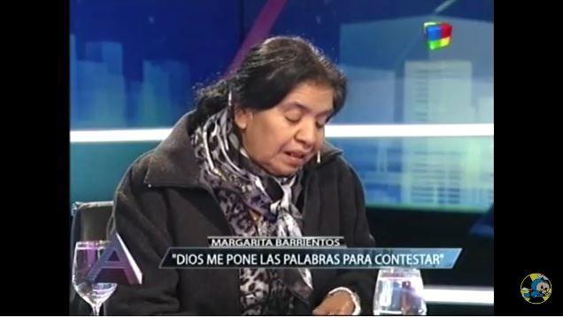 Margarita Barrientos cuestionó las medidas del Gobierno: Hay más hambre en el país