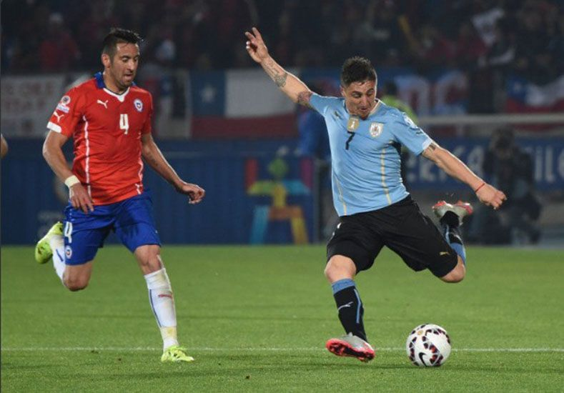 Cebolla se pierde la Copa América