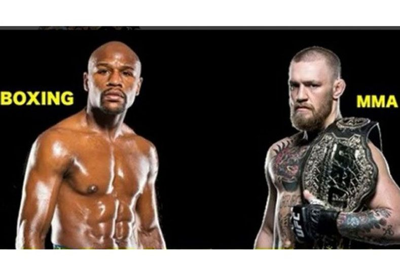 Mayweather peleará con un luchador de UFC