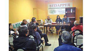 Se firmó un nuevo convenio  con la Fundación Centro Paraná