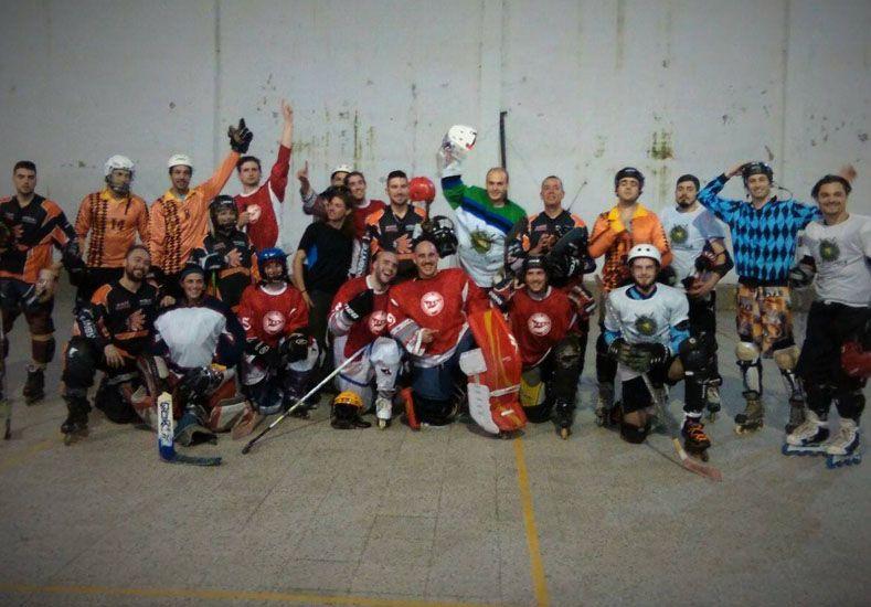 Dos equipos locales y dos rosarinos jugaron ayer en Paraná. Foto Yacarés.