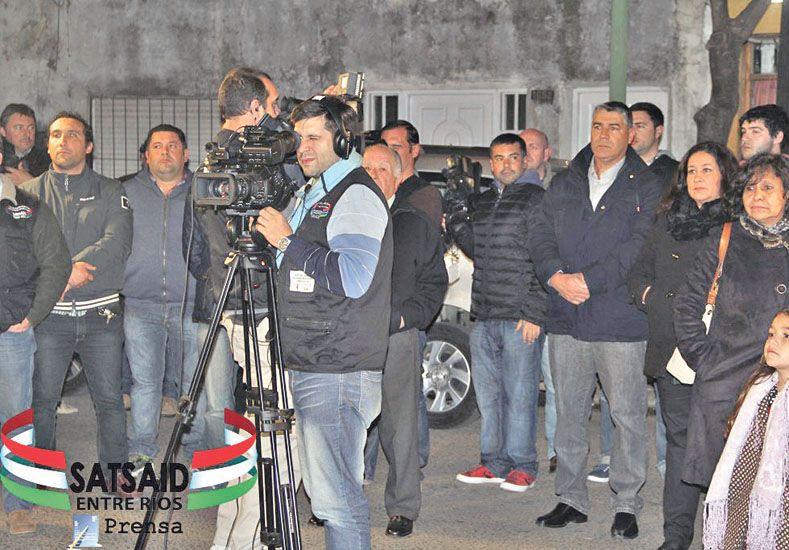 Se inauguró la delegación en la ciudad de Gualeguaychú