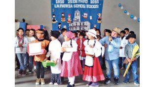 Incluir. El desafío de la escuela es abrir las puertas para brindar enseñanza. Foto Gentileza/Facebook Escuela Belgrano