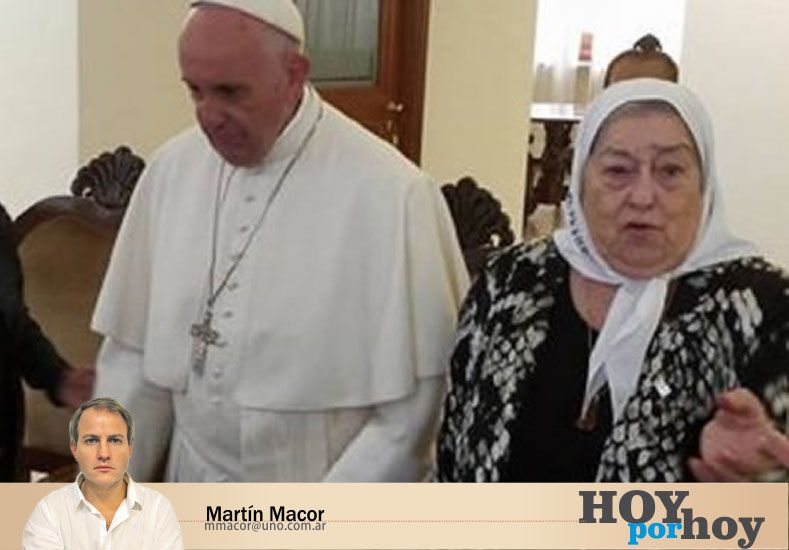 ¿Le terminará pidiendo perdón a Mauricio Macri?