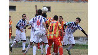 Se jugaron partidos por las tres zonas del Torneo Unidad. (Foto UNO/Juan Ignacio Pereira)