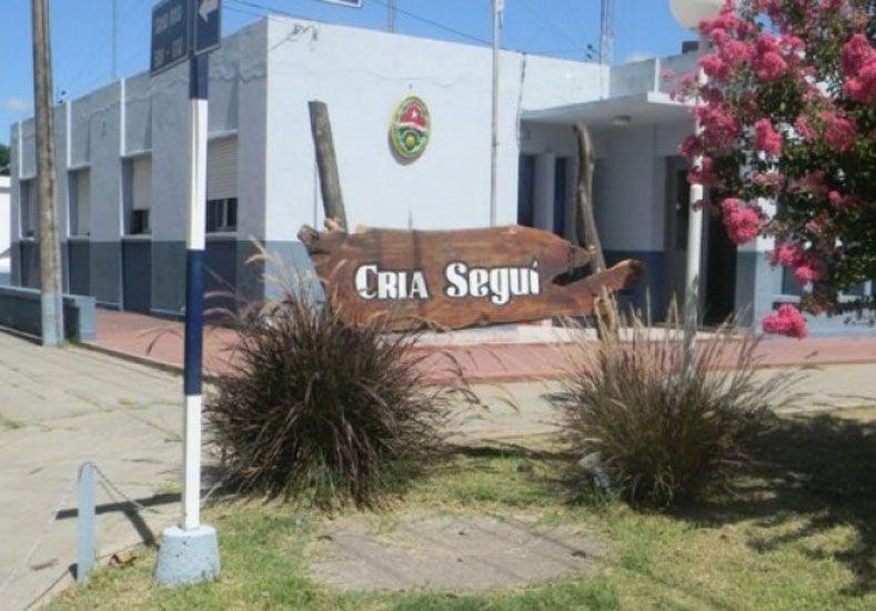 Alarma en Seguí por un auto que persiguió a una niña