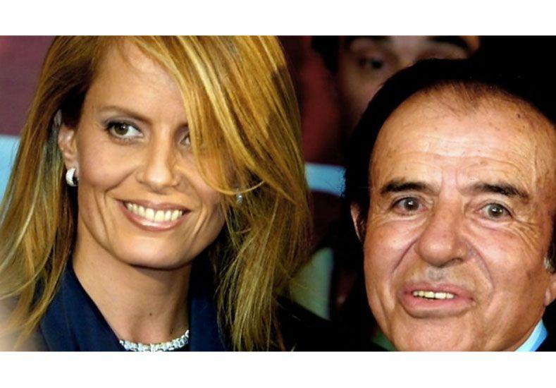 Cecilia Bolocco reveló el secreto mejor guardado de Carlos Menem
