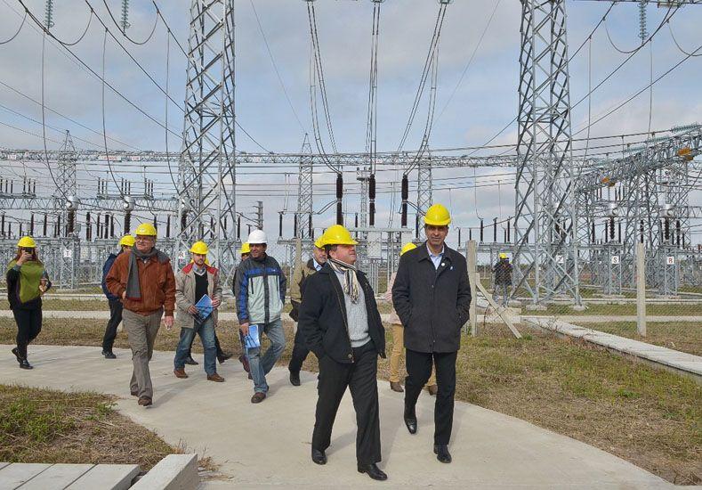 Se encuentra en servicio la Estación Transformadora Gran Paraná