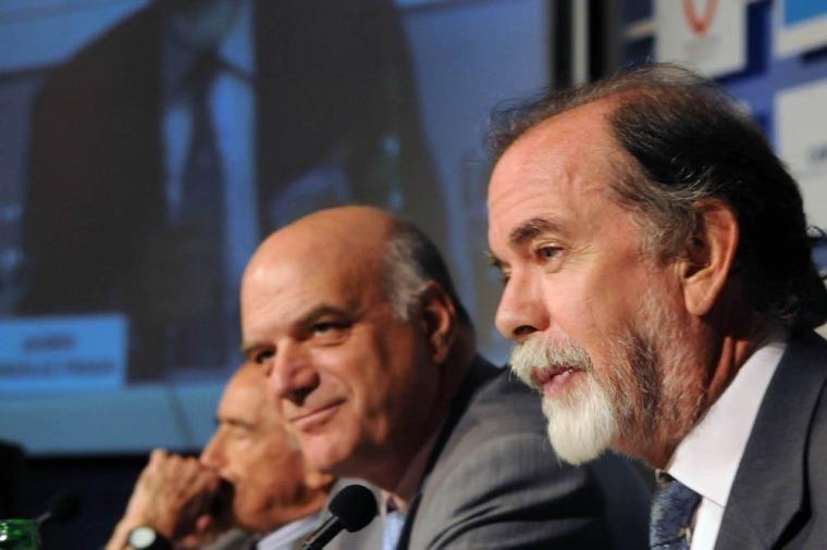 Javier González Fraga analizó el rumbo económico elegido por Cambiemos. Foto Télam.