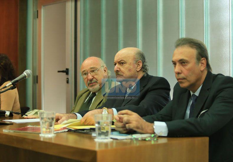 Objeciones. Taleb y su defensa recurrieron la sentencia.   Foto UNO/Diego Arias
