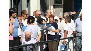 Se formó la Corriente de Jubilados y Pensionados Provinciales Independiente