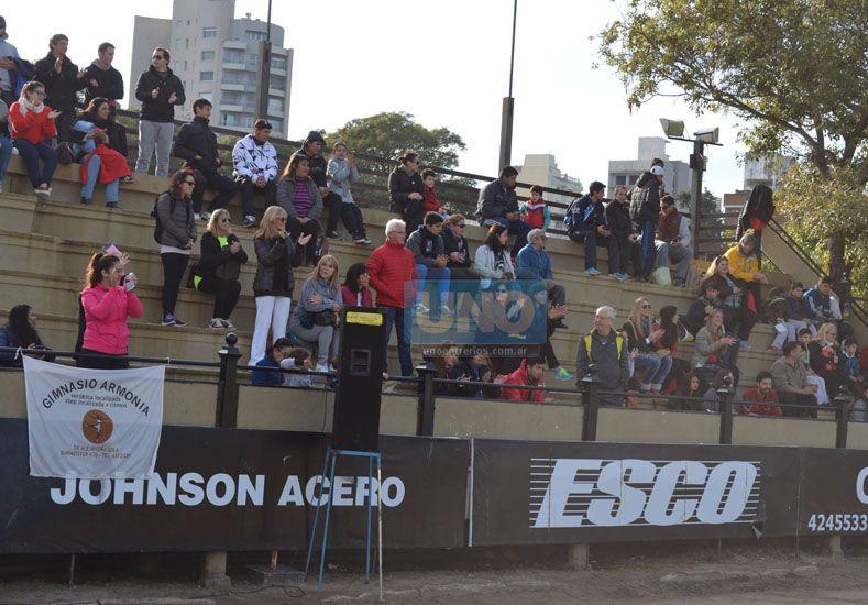 Una gran fiesta en el Club Atlético Estudiantes