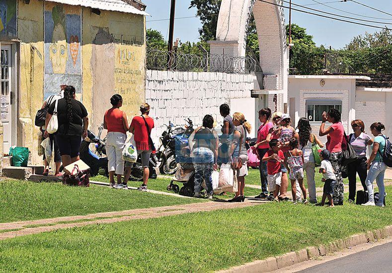 Cambios. Los magistrados federales instaron a las autoridades penitenciarias a capacitar al personal. Foto UNO/Archivo