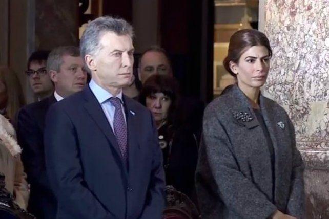 Macri: estoy muy contento por cómo marchan las cosas, no paran de llegar inversiones