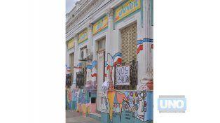 Incertidumbre. El 31 de mayo la institución cerrará sus puertas.  Foto UNO/Juan Manuel Hernández
