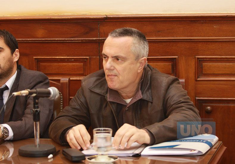 Condenado. Jorge Appiani. Foto UNO/Juan Ignacio Pereira
