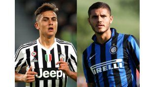 Martino dio lista preliminar de 35 jugadores para Río 2016 con Dybala e Icardi