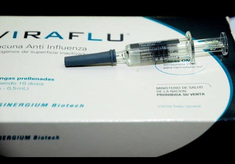 El gobierno informó que las vacunas antigripales se distribuyen regularmente en la provincia