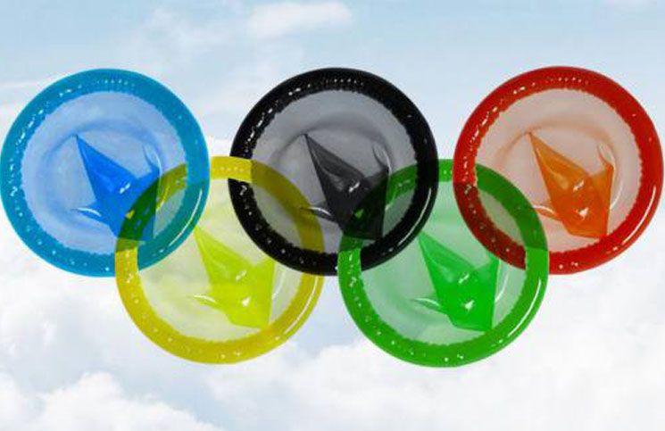 Habrá 52 preservativos para cada atleta en los Juegos Olímpicos