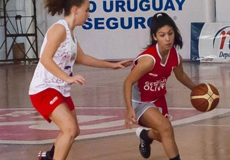 Las chicas. El fin de semana se disputó la tercera fecha de los Campeonatos Entrerrianos de las categorías U14 y U17. Foto Gentileza/FEBER
