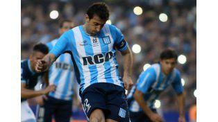 Milito jugará por Copa Argentina