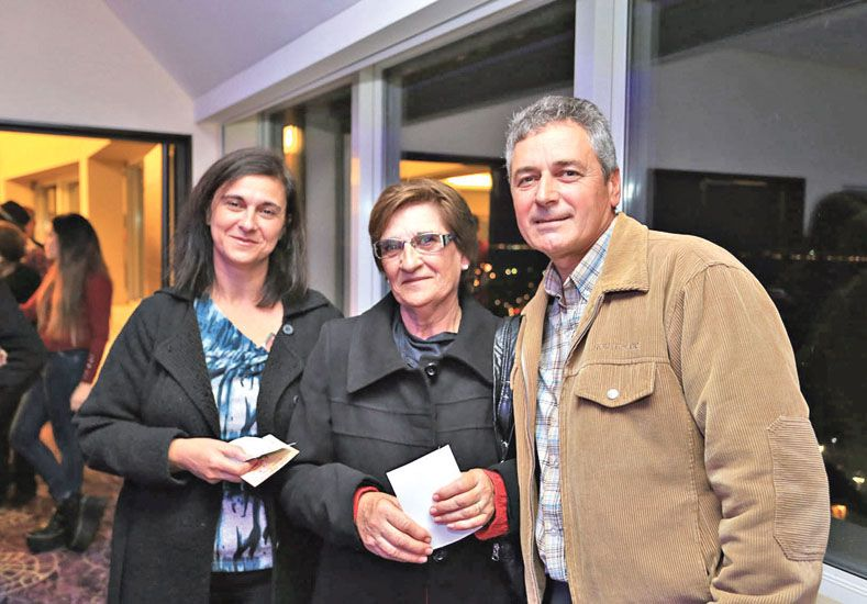 Eva De Dominici se lució en Paraná