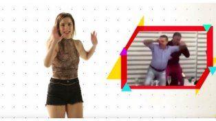 Una profesora publicó un insólito tutorial para bailar como el juez Oyarbide