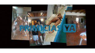 La verdad detrás de la supuesta foto de Nazarena Vélez en una fiesta