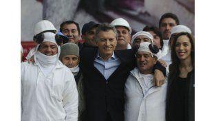 El presidente Mauricio Macri anunció el veto de la ley de Emergencia Ocupacional