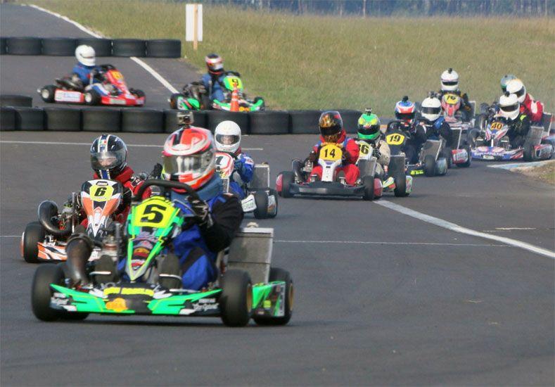 Karting Entrerriano. La especialidad cumplirá su tercera fecha y se esperan más de 200 kartistas en Paraná.