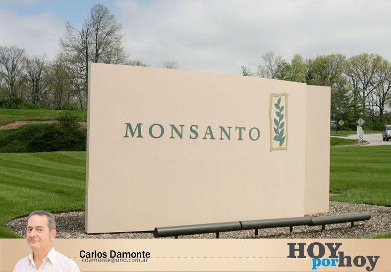 La amenaza de Monsanto tiene en vilo al campo