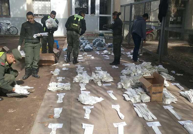 Empresa de Paraná negó relación con presunto contrabando de material quirúrgico