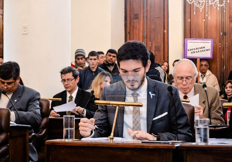 Pasó a comisión la ordenanza de Emergencia Administrativa y Judicial municipal